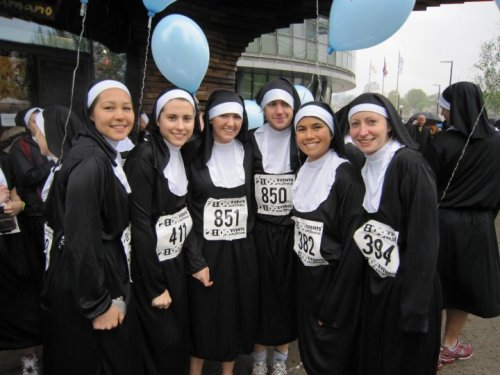 nun run 2 may 2010